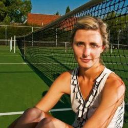 Rensia new tennis coach