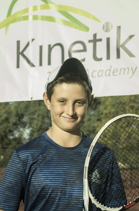 Aleks Simovski Gauteng North Wilson Mini 2 Tournament Boys U/16 Singles Runner Up