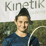 Aleks Simovski Gauteng North Wilson Mini 2 Tournament Boys U/16 Singles Runner Up